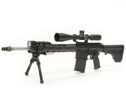 Подствольный тактический фонарь Olight Warrior X Pro OD Green  Лимитированная серия работает на Cree XH-P 35 HI мощностью 2250 лм.